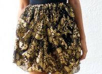 diy clothes: skirt