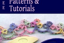 Tatting/frivolite