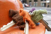 Knitting, crochet, needle work / by Judy Beach