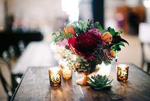 Inspiration for Wedding Flowers