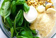 food processor meals