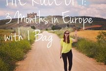 Travel wants, needs and ideas