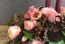 my flowery creations