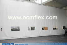 Soft Wall Curtain Partitions / Soft Wall Curtain Partitions
