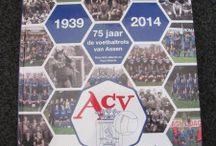 Jubileumboeken amateurvoetbal