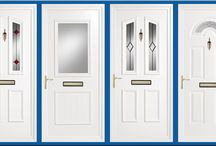 uPVC Doors / We have developed a selection of high-quality, secure and attractive door systems suitable for every new-build or replacement project.