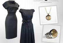 Biżuteria i sukienki / Jak je dobrać? :)