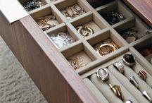 Gaveta de jóias