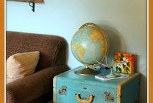 Living room / by Cadie Collins