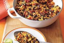 Food - Beans &Lentils / recipes using various kinds of lentils and beans