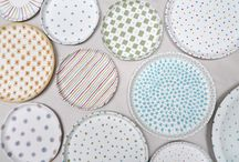 Design · Patterns / Stipes, dots, waves, spots, squares, circles, triangles, lines, stars...