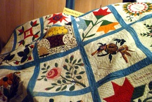 Quilts / by Mary Shoudis