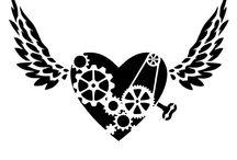 Steampunk Stencils