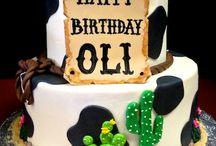 Lane's 2nd Birthday