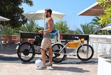 M8 e-moped from Urban Drivestyle Mallorca / The M8 is the perfect substitute for owning a car if you live in an urban area. It not only has extremely low maintenance costs (about the same as a standard bicycle), but it also allows you to commute a lot faster than with a car, as you can slip through traffic jams and you'll never spend a minute searching for parking space.
