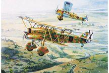 6B-Aviaciones Guerra Civil Española y WW2