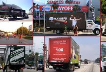 TSN Truck-Side Advertising Campaign Gallery / A gallery of the many truck-side advertising (or mobile billboard) campaigns we've recently launched and managed for our clients. / by TSN Advertising