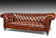 Viktoriánus antik bútorok