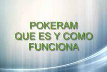 Poker Automatics (Pokeram) / Pagina para ganar dinero jugando al Poker. Los robots juegan y ganan por ti.
