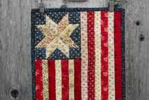 Small Quilts Wall