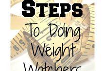 Eat - Weight Watchers / by Michelle Durheim