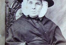 19th Century Welsh Women / by Katie Underwood