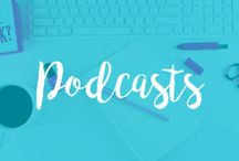 Podcasts / podcasts, itunes, audio, stitcher