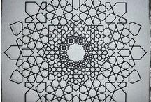 Arabian patterns