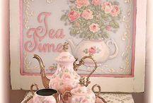 Çay kahve takımı