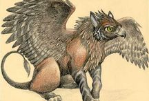 Inspiration sheet: Gryphon