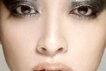 makeup art / by Chantel Lukachkomamedoudou