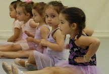 Tiny Toes & Kinder Moves / by Randi Lauren Blackmon