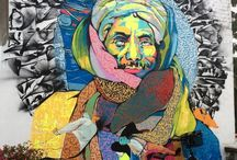 Graffiti Ammar Abo Bakr