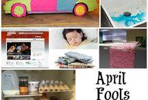 April fools day / by Katrina Ward