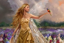 Angels & Fairies / by Sandra Joy