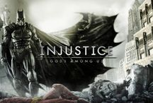 Injustice : Gods Amongus - Artworks