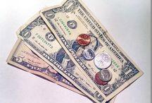 $$ Money $$ / by Amy Sutterfield