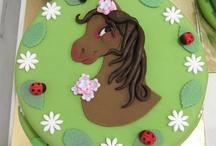 Paarden taarten