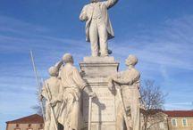 Statues Jean Jaurès