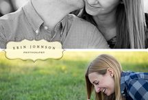 Fall Engagement Photos by Erin Johnson Photography