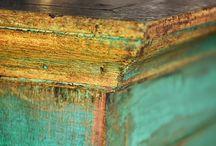Muebles para inspirarme / Muebles de chalk paint