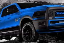 Amazing trucks!
