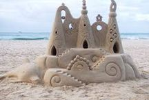 Sandcastles Storytime / Quick! Here comes a Wave!