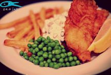 Fresh Fish & Chips / Sea Salt, one of the leading seafood restaurants of Melbourne offers the highest quality fresh fish & chips in Windsor, Carlton, Prahran & CBD, Melbourne at best prices.