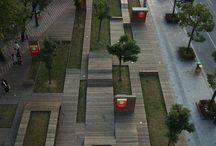 Praças