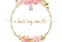 Chasing Madi by Kiana / Handmade hair accessories