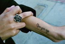 TATTOO / Inspiratie... voor een tatoeage