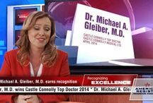 Dr. Michael Gleiber Spotlighted for Excellent Service