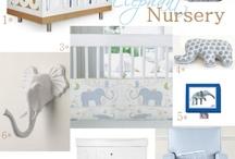 Nursery ideas / by Faith Cunningham