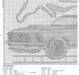 X stitch vehicles